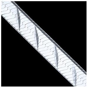 Řetízek na krk stříbrný, dis. 010 magic design Dĺžka: 40cm