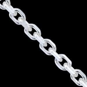 Řetízek stříbrný, anchor