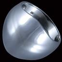 Prsten stříbrný, abstraktní